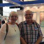 Christa und Hans Backes